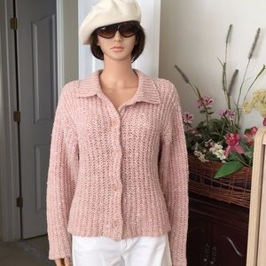 Relais super soft pink sweater